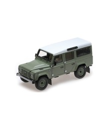 LAND ROVER DEFENDER 110 HERITAGE EDITION - 2015 - GREEN