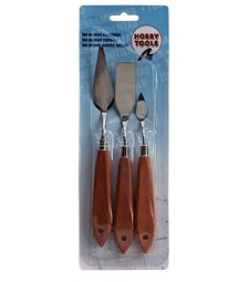 Set of 3 Mini Trowels