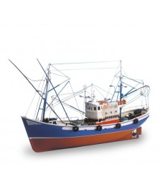 1:40 Carmen II - Classic Collection - Wooden Model Ship Kit