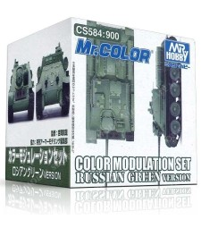 CS-584 Color Modulation Set Russian Green