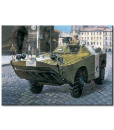 1:35 BRDM-1 Russian Armored Reconnaissance and Patrol Vehicle