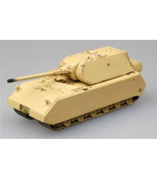 "1:72 ""MAUS"" tank - German Army  used on war"