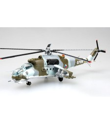 1:72 Helicopter -  Mi-24 Czech Republic Air Force No.0709