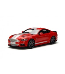 FORD MUSTANG SHELBY GT RACE RED