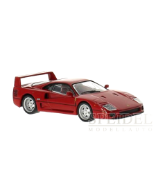 Ferrari F40 - Red - without showcase (SpecialC.-45)