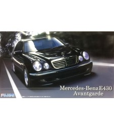 1:24 Real Sports Car Series, RS74 Mercedes-Benz E430 Avantgarde