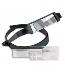 HANDS FREE GLASSES WITH MAGNIFIER