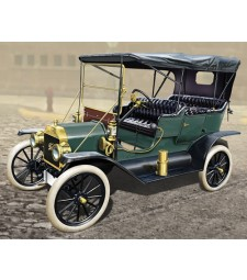 1:24 Model T 1911 Touring, American Passenger Car