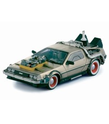 "DE LOREAN ""Back to the Future"" (PART III)"