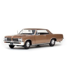 Pontiac GTO - Saddle Bronze 1964