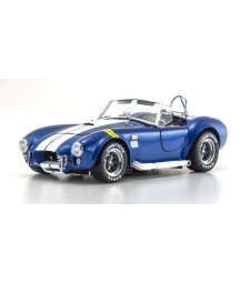 SHELBY COBRA 427 S/C - BLUE - WITH YELLOW STRIPE