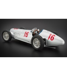 Mercedes-Benz W154, GP Germany #16, 1938 Item No. M-098, Limited Edition 3000 pieces