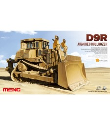 1:35 D9R Armored Bulldozer