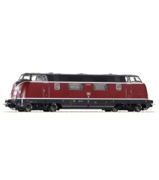BR 220.0 Diesel DB IV Red Large Hatch