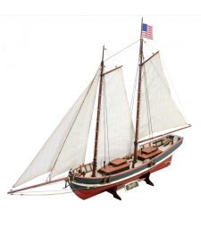 1:50 New Swift (2016) - Wooden Model Ship Kit
