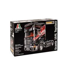 "1:24 SCANIA 164L TOPCLASS ""SHOWTRUCKS"""