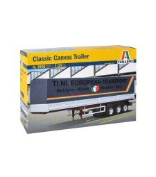 1:24 CANVAS TRAILER 40ft (Classic)