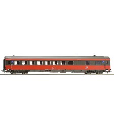 RIC Dining car, OBB, epoch V