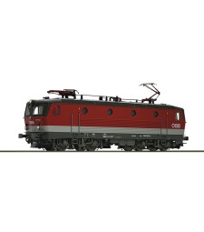 Electric locomotive 1144 021, OBB, epoch VI