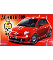 1:24 RS-83 Fiat Abarth 695 Tributo Ferrari