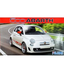 1:24 RS-80 Fiat Abarth 500