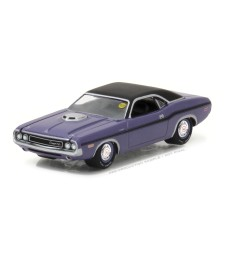 1970 Dodge HEMI Challenger R/T - Purple with Black Stripes Solid Pack - Mecum Auctions Collector Cars Series 1