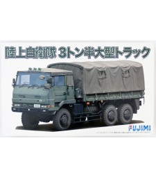 1:72 Military Series, ML8 JGSDF 3 1/2t Big Truck