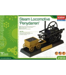 EDU KIT STEAM LOCOMOTIVE
