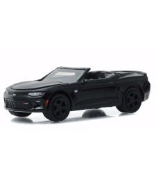 2017 Chevrolet Camaro Convertible Solid Pack - Black Bandit Series 16