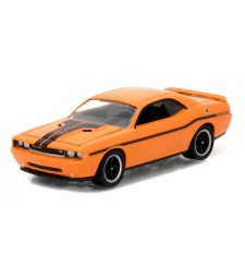 2014 Dodge Challenger - MOPAR Stripe Kit Solid Pack - GreenLight Muscle Series 18