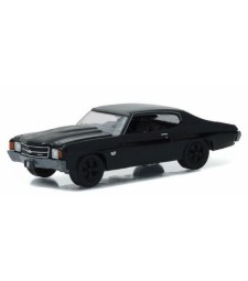 1972 Chevrolet Chevelle SS 396 Solid Pack - Black Bandit Series 16
