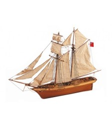 1:50 Scottich Maid - Wooden Model Ship Kit