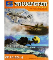 Catalogue TRUMPETER 2013