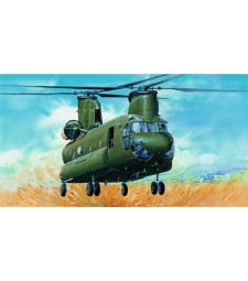 "1:35 Helicopter - CH-47D ""CHINOOK"""