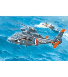 1:35 Helicopter AS365N2 Dolphin 2