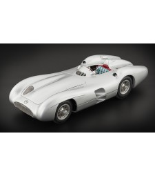Mercedes-Benz W196R Streamliner 1954 Version