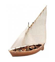 1:20 La Provencale - Wooden Model Ship Kit