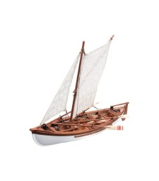 1:35 Providence-New England's Whale Boat - Wooden Model Ship Kit