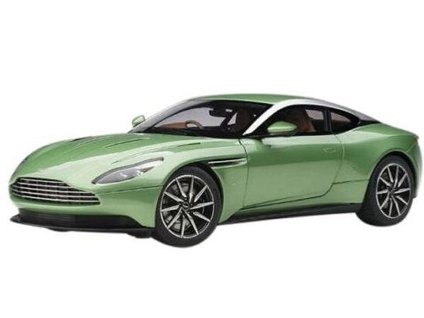 Aston Martin Db11 Appletree Green Composite Model Full Openings
