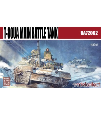 1:72 T-80UA Main Battle Tank
