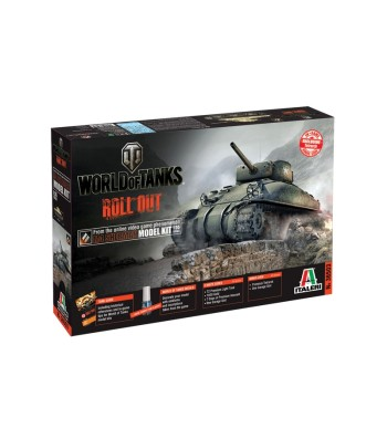 1:35 M4 SHERMAN - World of Tanks