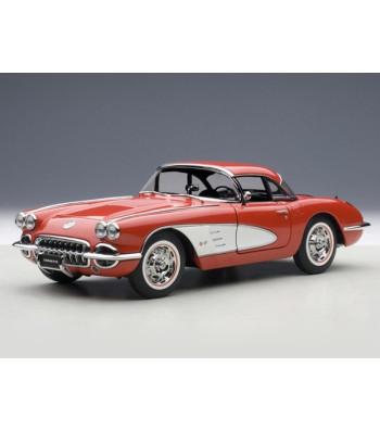 Chevrolet Corvette 1958 (signet red)