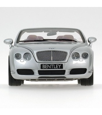 BENTLEY CONTINENTAL GTC - 2006 - SILVER