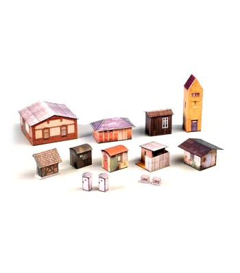 Small building set    H0