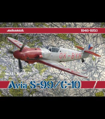 1:48 Avia S-99 / C-10