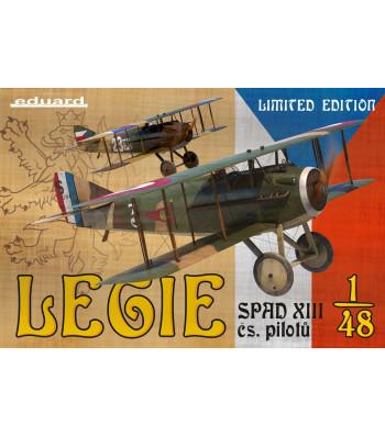 1:48 Legie - SPAD XIIIs flown by Czechoslovak pilots