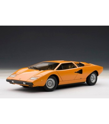Lamborghini Countach LP400 1974 (orange)