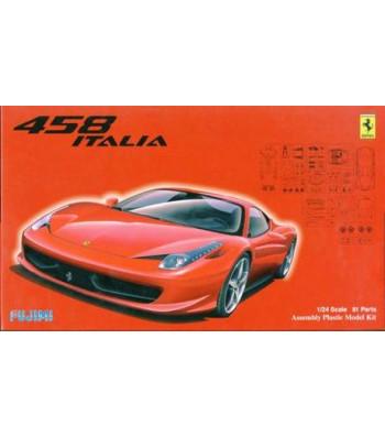 1:24 Ferrari 458 - REAL SPORTS CAR Series