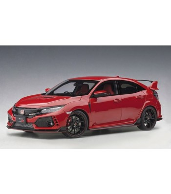 HONDA CIVIC TYPE R (FK8) (FLAME RED) 2017(composite model/full openings)