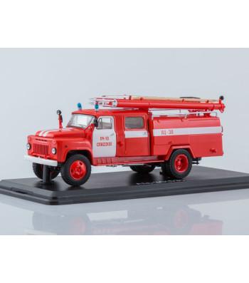 Fire Truck AC-30 (53A)-106A (GAZ-53A), Spasskoe